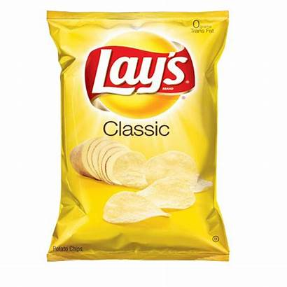Chip Bag Clipart Transparent Chips Lay Potato