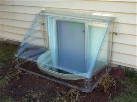 galvanized window well custom lexan well covers redi exit 1190