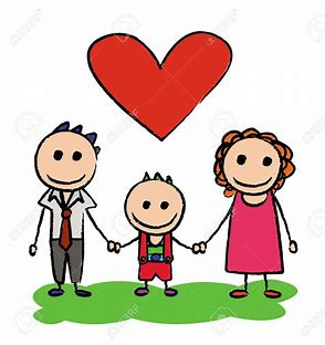 Image result for mom and dad clip art