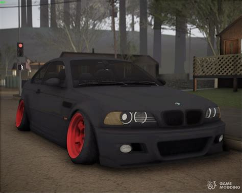Mod Bmw S Gamemodding by Bmw E46 For Gta San Andreas