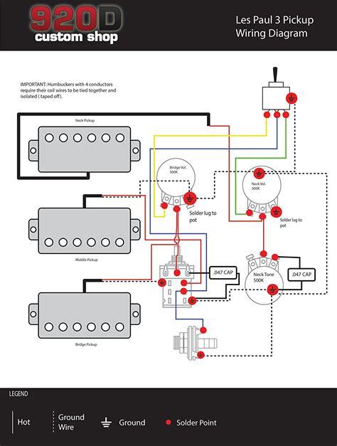 3 les paul wiring diagram dejual
