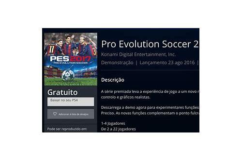 pes 2016 demo pc baixar link free