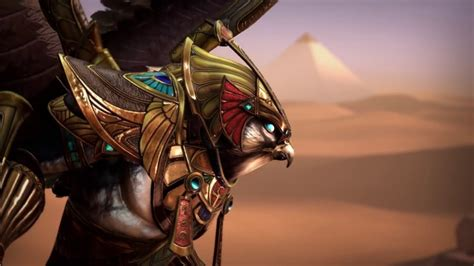Smite - Horus and Set Reveal Trailer - Artistry in Games