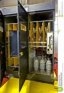 High Voltage Switchgear Stock Images
