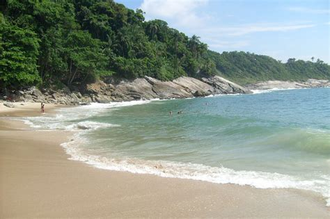 Praia Do Éden - Guarujá - São Paulo Papel de Parede no Baixaki