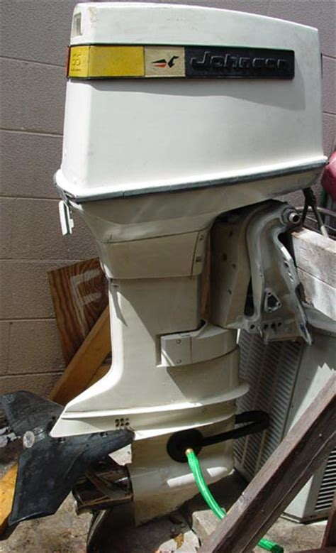 johnson outboards  hp johnson