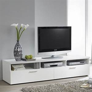 """71"""" TV Stand in White - 7417649"""