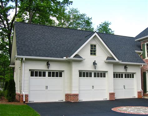 colonial style garage apartment rl architectural