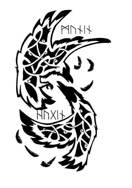 Pepepotamus Hipohuracanando — Hugin y Munin, los cuervos