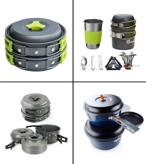 cookware camping sets