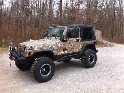 camo jeep yj camo jeep wraps mossy oak jeep skins mossy oak graphics