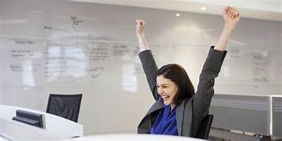 Celebration Win Business Celebrate Office Victories Enthusiastic