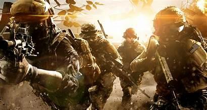 Battlefield Soldier Military Wallpapers Weapon Desktop Background