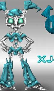 JENNY XJ9 STILE TRANSFORMERS by mayozilla on DeviantArt