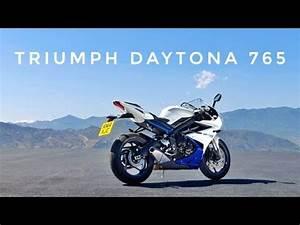Triumph Daytona 2018 : triumph daytona 765 teaser official 2018 youtube ~ Medecine-chirurgie-esthetiques.com Avis de Voitures