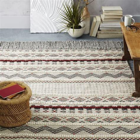 atlas wool rug slate west elm