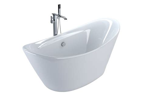 ideas for bathroom v30111015ma maderno freestanding bath package front angle