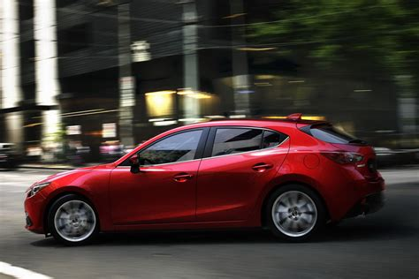 The mazda3 (known as the mazda axela in japan (first three generations), a combination of accelerate and excellent) is a compact car manufactured in japan by mazda. IN4RIDE: BREAKING: BRAND NEW 2014 MAZDA3 LEAKS OUT!
