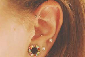 Gallery Ear Piercing Forward Helix