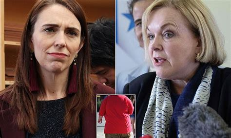Jacinda Ardern's rival The Crusher says fat people need to ...
