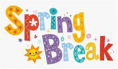 Break Spring Clip Clipart March Friday Folder