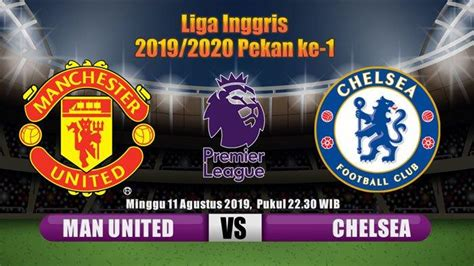 video big match manchester united  chelsea