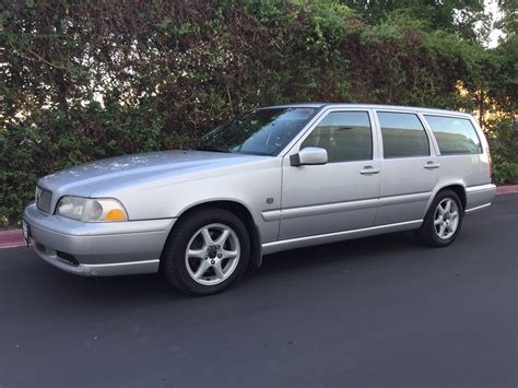 Used Volvo Wagons by 1999 Volvo Station Wagon The Wagon