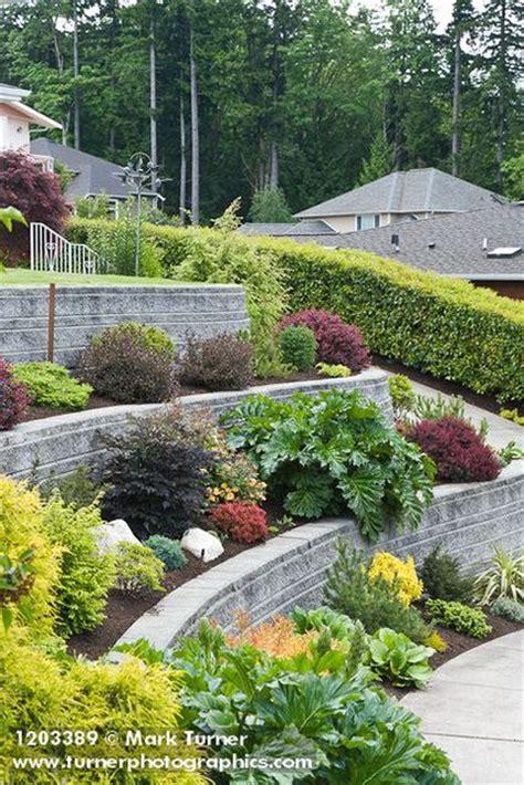 terraced backyard garden amazing exles of terraced front yard gardens landscaping hardscaping pinterest front