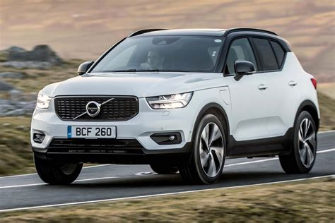 Volvo XC40 Recharge: T4 engine joins T5 in plug-in hybrid ...