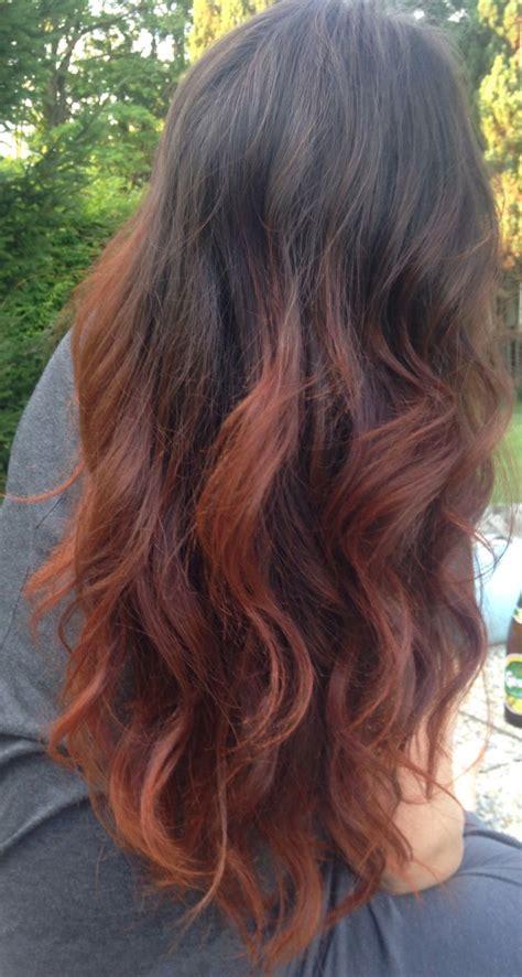 Afbeeldingsresultaat Voor Dip Dye Hair Hair