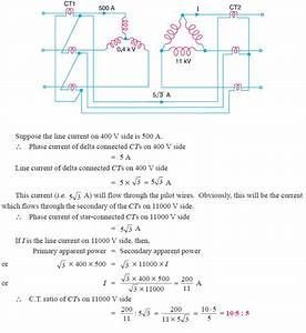 Merz Price Differential Protection For Transformer