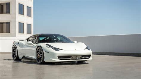 Vorsteiner Ferrari 458 Carbon Graphite 5k Wallpaper Hd