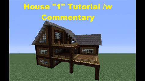 minecraft    build  spruce wood house house