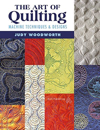 designs by judy read the of quilting machine techniques
