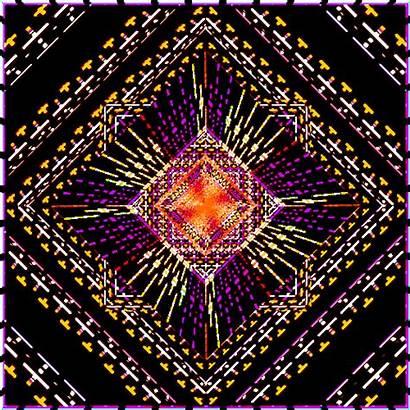 Void Enter Fractal Gifs Illusions Optique Trippy