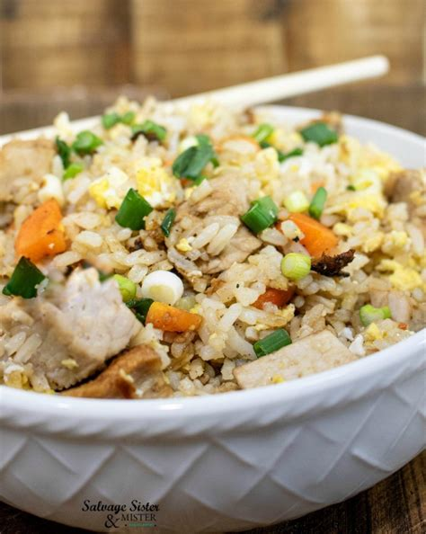 Refrigerate for 4 to 6 hours. Fried Rice Using Last Nights Leftovers | Recipe | Leftover ...
