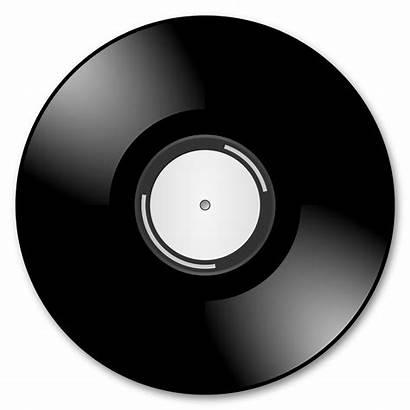 Vinyl Records Clipart Svg Sign