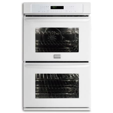 frigidaire  double electric wall oven fgetpw