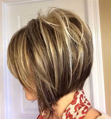 Highlighted Bob Hairstyles by 20 Inverted Bob Haircuts Hairstyles 2018 2019