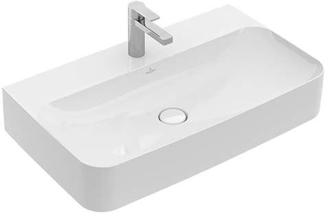 villeroy und boch bad waschbecken finion waschtisch eckig 416880 villeroy boch