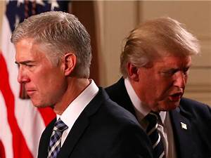 Trump's Supreme Court pick once criticized lawmakers for ...