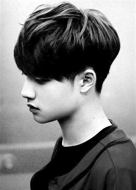 gaya rambut pendek pria korea  short hairstyles
