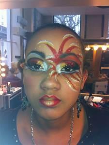 Modele Maquillage Carnaval Facile : maquillage original pour carnaval ~ Melissatoandfro.com Idées de Décoration