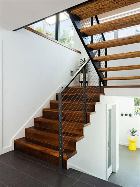 Schicke Treppengeländer Verschönern Das Moderne