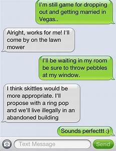 cute texts between boyfriend and girlfriend   tags ...