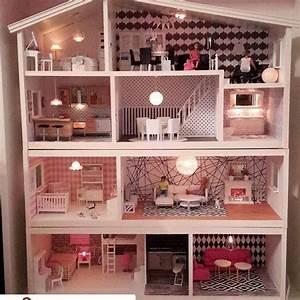 Best 25 Homemade Dollhouse Ideas On Pinterest Diy