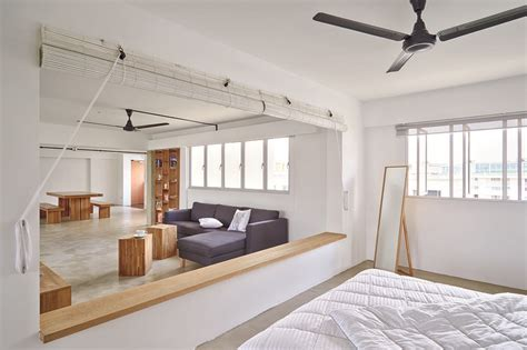 Home Design Ideas For Hdb Flats by 9 Modern Open Concept Designs For Hdb Flats That Will Make