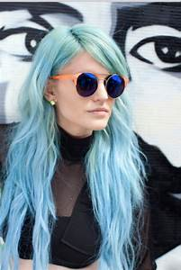 12 Best Pastel Hair Colours For Spring 2015 Latest Hair