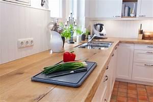 Echtholz Arbeitsplatte Küche : stunning echtholz arbeitsplatte k che ideas ~ Michelbontemps.com Haus und Dekorationen