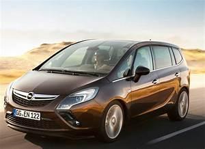 Opel Zafira Tourer Car Wallpapers 2012